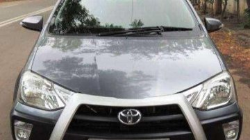 Used Toyota Etios Cross car MT for sale at low price