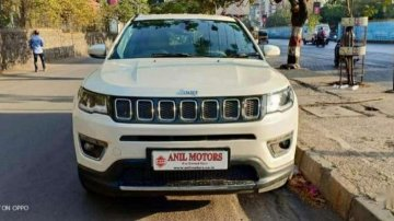 2017 Jeep Compass 2.0 Limited Option MT for sale