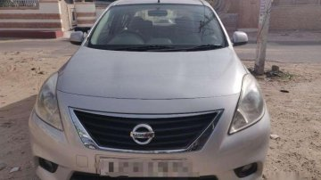 Used Nissan Sunny car 2012 MT for sale at low price