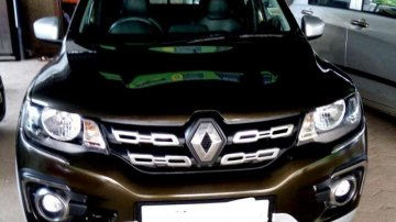 Used Renault KWID car 2017 AT for sale at low price
