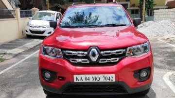 Used Renault KWID car MT for sale at low price