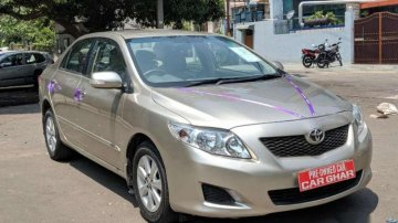 Used Toyota Corolla Altis G 2011 MT for sale