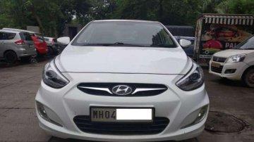 Hyundai Verna Fluidic 1.6 CRDi SX Opt AT, 2014, Diesel for sale