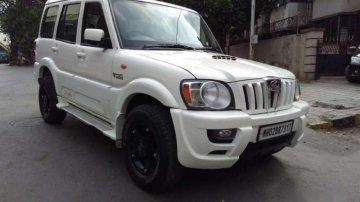 Used Mahindra Scorpio car MT at low price