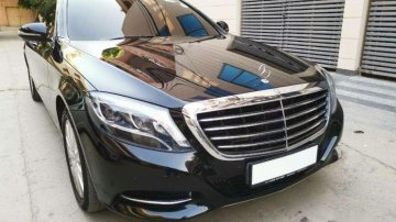 Used 2015 Mercedes Benz S Class AT for sale
