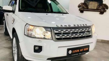 Used 2012 Land Rover Freelander 2 AT for sale