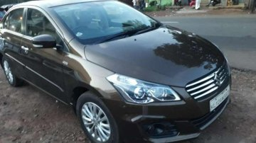 Used Maruti Suzuki Ciaz 2016 MT at low price