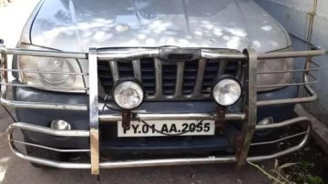 Used Mahindra Scorpio car 2005 MT for sale at low price