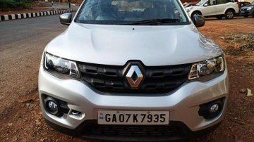 Renault Kwid 1.0 RXT OPT., 2016, Petrol MT for sale