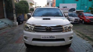2011 Toyota Fortuner 4x4 MT  for sale at low price