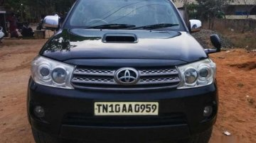 Toyota Fortuner 3.0 4x4 MT, 2010, Diesel for sale