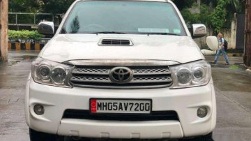 2010 Toyota Fortuner  4x4 MT for sale at low price