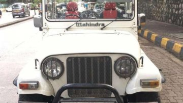 2014 Mahindra Thar MT for sale at low price