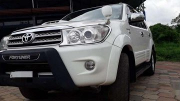 Used 2010 Toyota Fortuner 4x4 AT for sale
