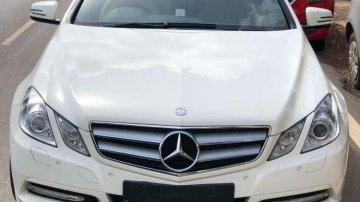 Used Mercedes Benz E Class AT at low price