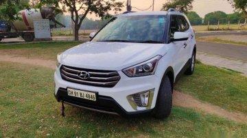 Used Hyundai Creta 1.6 SX MT at low price