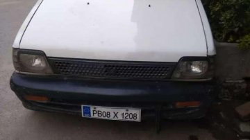 1998 Maruti Suzuki 800 MT for sale