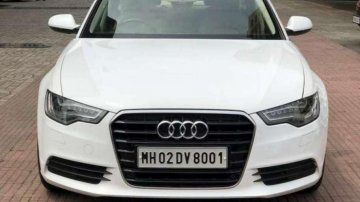 Used Audi A6 2.0 TDI Premium Plus AT 2014 for sale