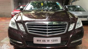 Used Mercedes Benz E Class E 200 2012 AT for sale