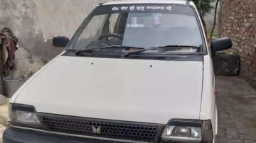 Maruti Suzuki 800 2001 MT for sale