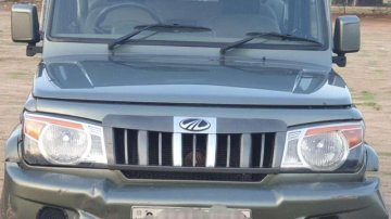 Used Mahindra Bolero ZLX 2015 MT for sale