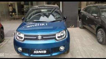 Used 2019 Maruti Suzuki Ignis MT for sale