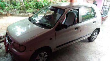 2005 Maruti Suzuki Alto MT for sale