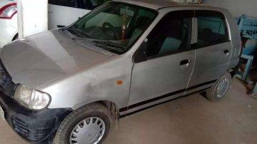 2004 Maruti Suzuki Alto MT for sale at low price