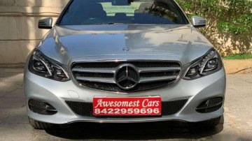 Used 2015 Mercedes Benz E Class AT for sale