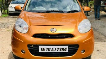 Nissan Micra XV Diesel, 2012, MT for sale