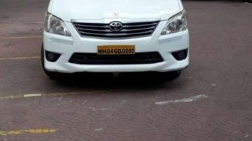 Toyota Innova 2.5 G BS IV 7 STR, 2013, Diesel MT for sale