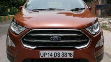 Ford Ecosport EcoSport Titanium 1.5 TDCi (Opt), 2018, Diesel MT for sale