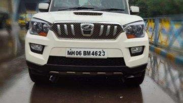 Mahindra Scorpio S6 Plus, 2016, Diesel MT for sale