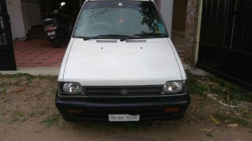 Maruti Suzuki 800 Duo AC LPG, 2009, Petrol MT for sale