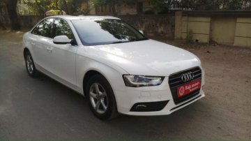 Used Audi A4 2.0 TDI 177 Bhp Premium Plus AT 2014 for sale