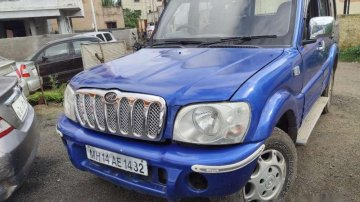 Mahindra Scorpio LX 2.6 Turbo, 2004, Diesel Lx MT for sale