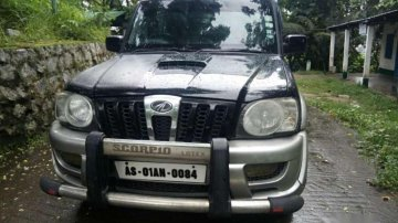 Mahindra Scorpio VLX 2WD ABS AT BS-III, 2010, Diesel MT for sale