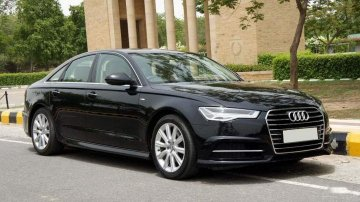 Audi A6 2011-2015 35 TDI Technology AT for sale