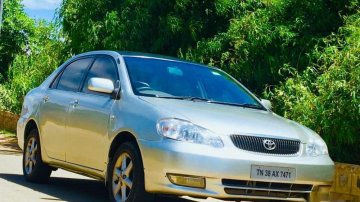 Used 2003 Corolla H1  for sale in Coimbatore
