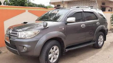 Used Toyota Fortuner MT car at low price