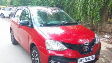 Toyota Etios Liva 1.2 VX MT 2018 for sale