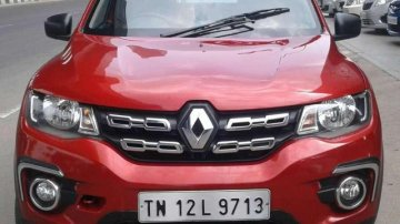 Renault Kwid, 2016, Petrol MT for sale