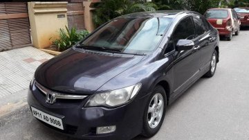 Used 2008 Civic 2006-2010 1.8 V MT  for sale in Hyderabad