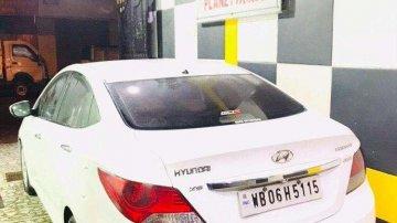 Used 2011 Verna 1.6 CRDi S  for sale in Kolkata
