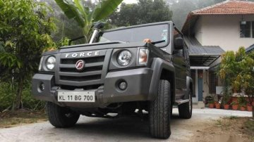 Used Force Gurkha MT car at low price