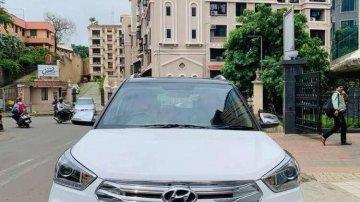 Hyundai Creta 1.6 SX Plus Petrol, 2015, Petrol AT for sale