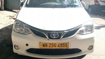 Used Toyota Etios GD 2017 MT for sale