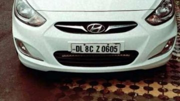 Hyundai Verna Fluidic 1.6 CRDi SX, 2013, Diesel MT for sale