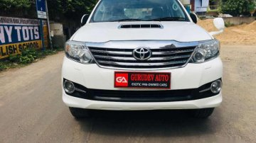 Used Toyota Fortuner 4x4AT at low price