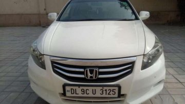 Honda Accord 2.4 Inspire AT, 2012, Petrol for sale